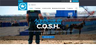 cliente web C.O.S.H.