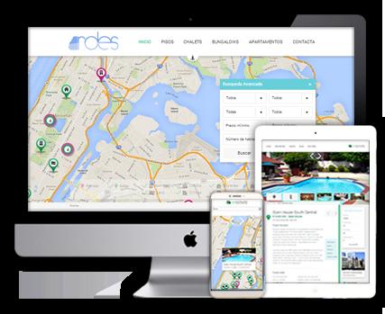 Muestra Web para Inmobiliaria