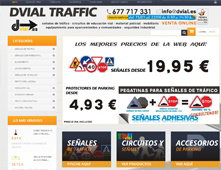 cliente web Dvial