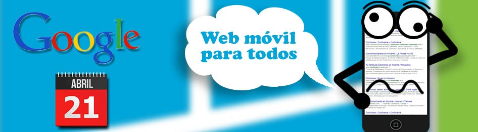Web móvil para todos