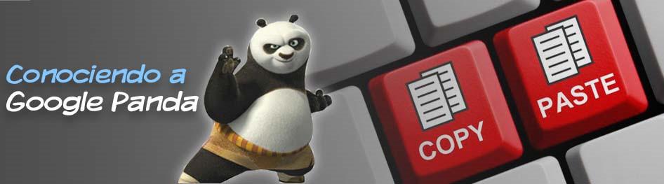 Conociendo a Google Panda